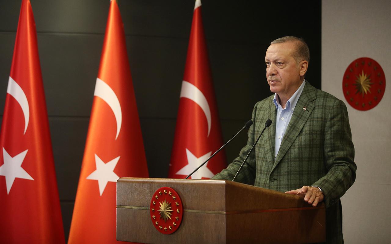 15 ilde sokağa çıkma yasağı iptal edildi! Cumhurbaşkanı Erdoğan duyurdu