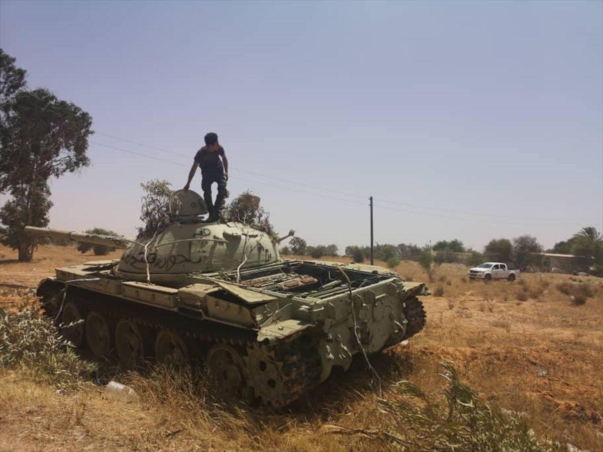 BAE'nin yüz milyonlarca dolar harcadığı silahlar Libya ordusunun eline geçti