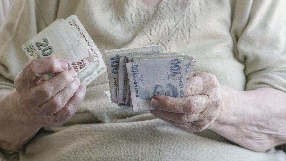 Yaşlılık, malullük ve ölüm aylıklarına zam geliyor! En az 1500 lira olacak