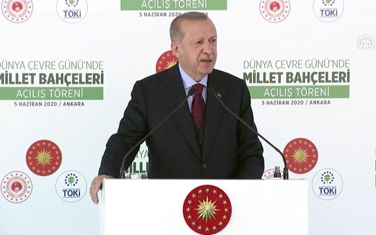 Erdoğan uyardı: Tekrar gündeme gelmesi kaçınılmaz olacaktır