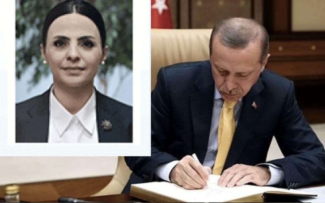 Meltem Taylan Aydın eşi kimdir? Erdoğan'ın Başdanışmanı oldu