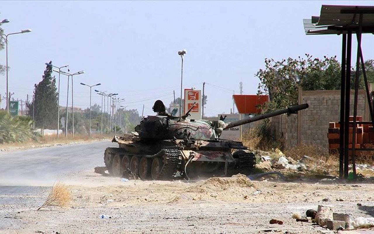 Libya ordusu Terhune vilayetini Hafter milislerinin elinden geri aldı