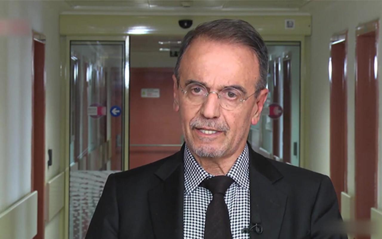 Prof. Dr. Ceyhan'dan aşı açıklaması: Aşının uygulanabilir hale gelmesi yüzde 5 olasılık