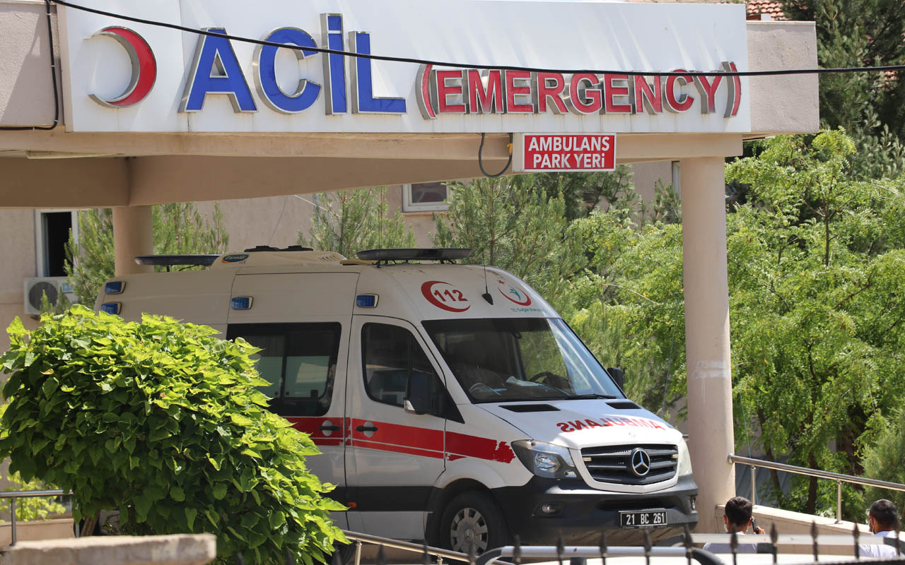 Diyarbakır'da bir mahalle karantinaya alındı 1 kişi 15 kişiye bulaştırmış