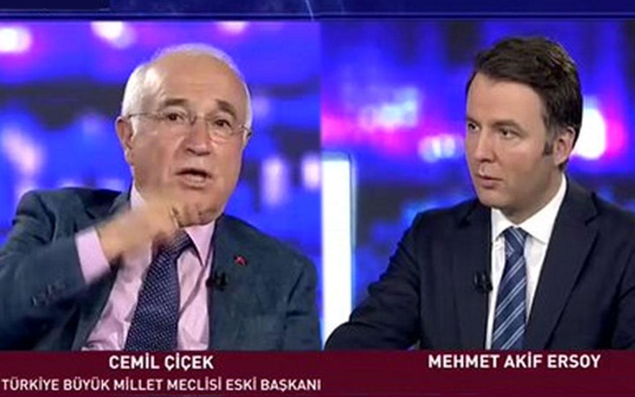 Cemil Çiçek'ten gündeme oturan af açıklaması: Adaletsizlik var