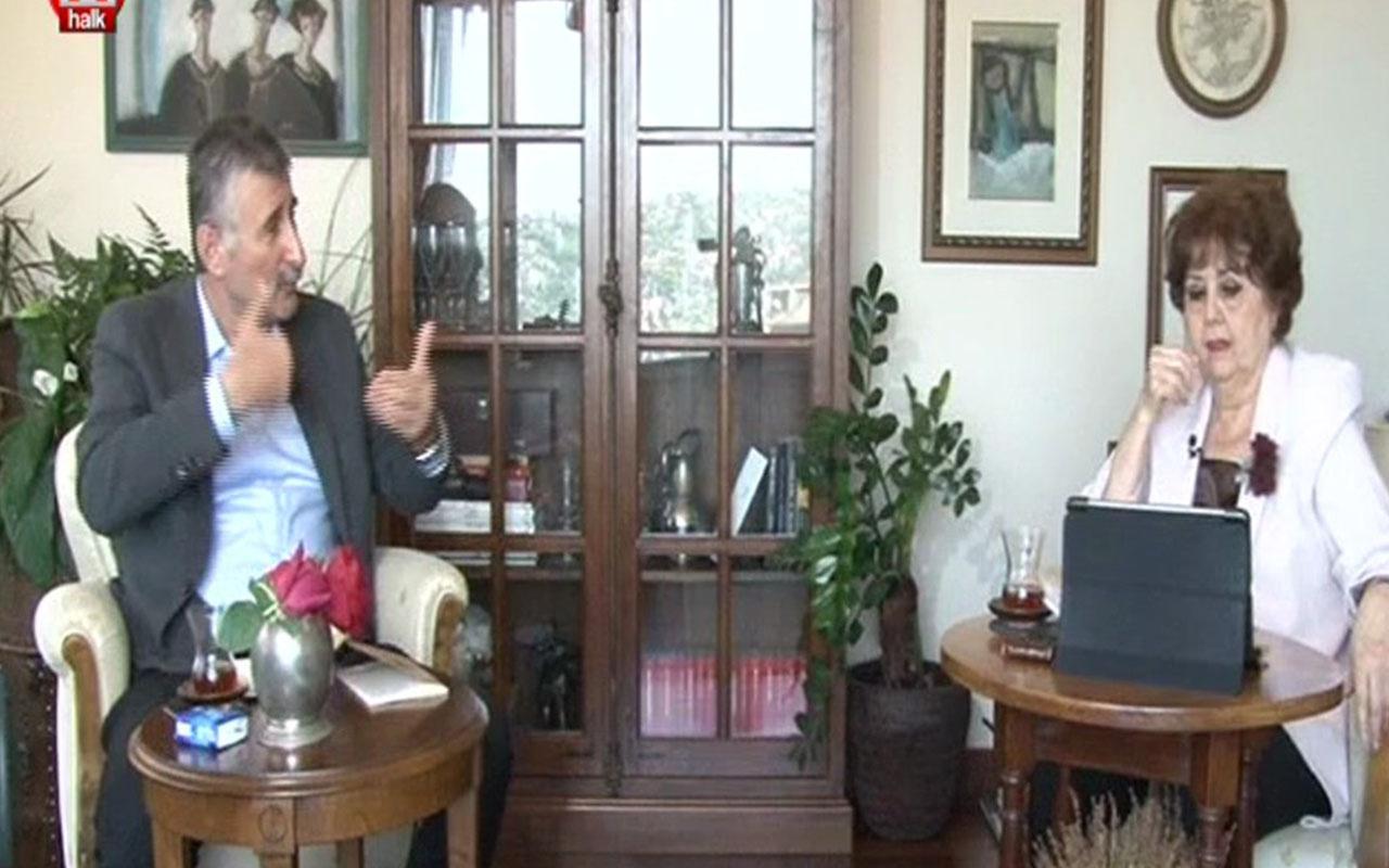 Alper Taş'tan Halk TV'de provokasyona çağıran sözler! İsyan çıkacak!