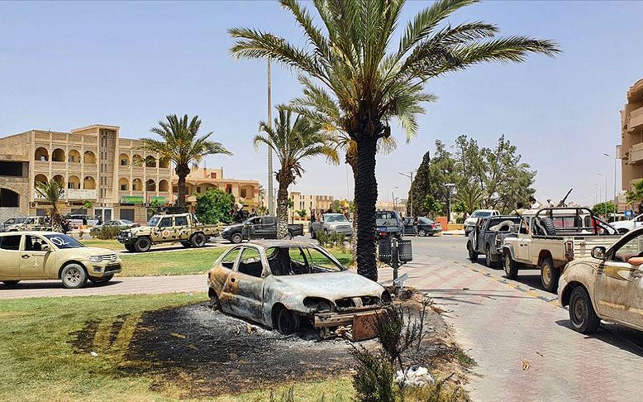 Libya'da Hafter'den kurtarılan kentte dehşet! Kadın ve çocuklar da var