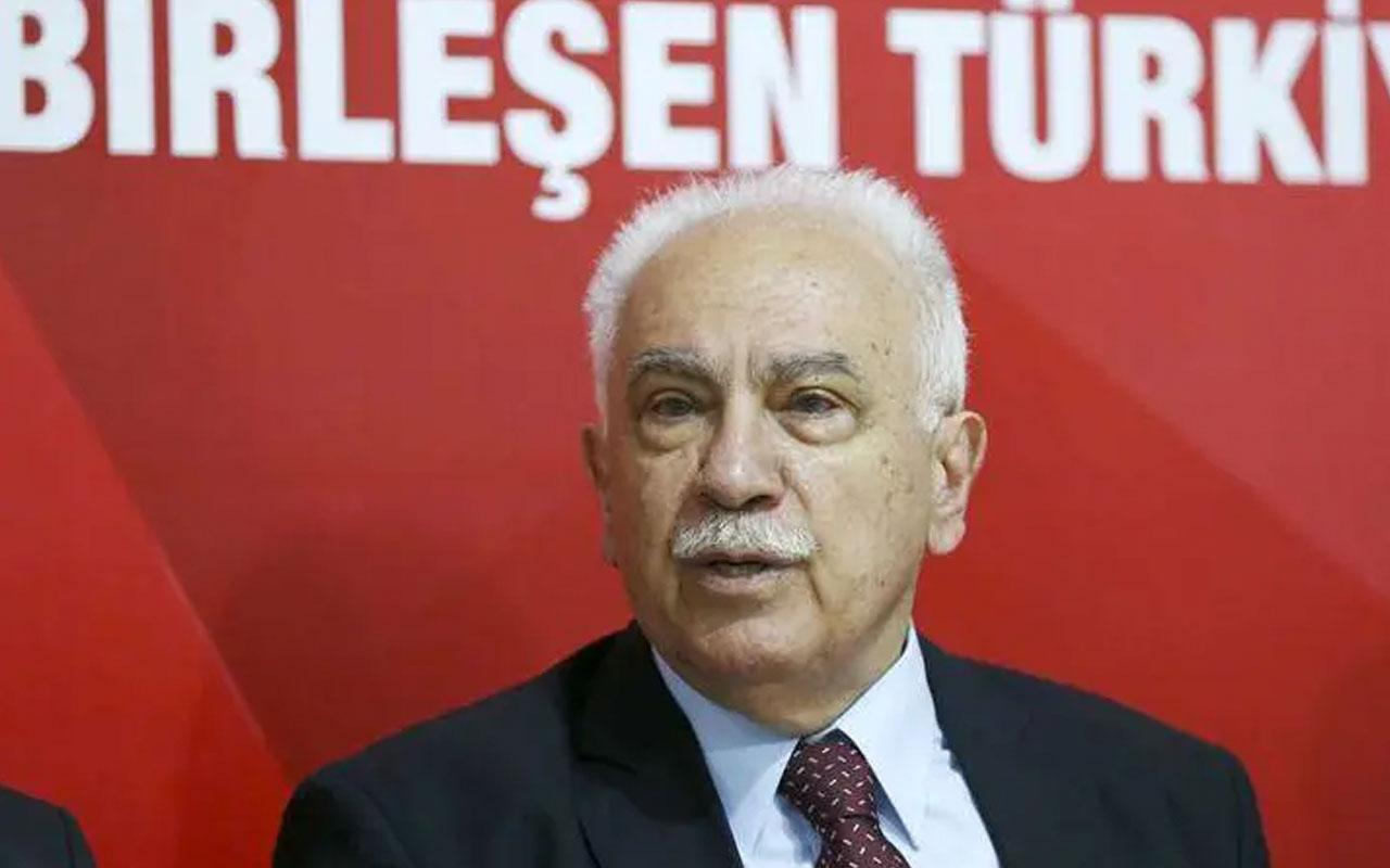 Vatan Partisi lideri Doğu Perinçek: HDP kapatılırsa Kürtler büyük bir oh çekecek