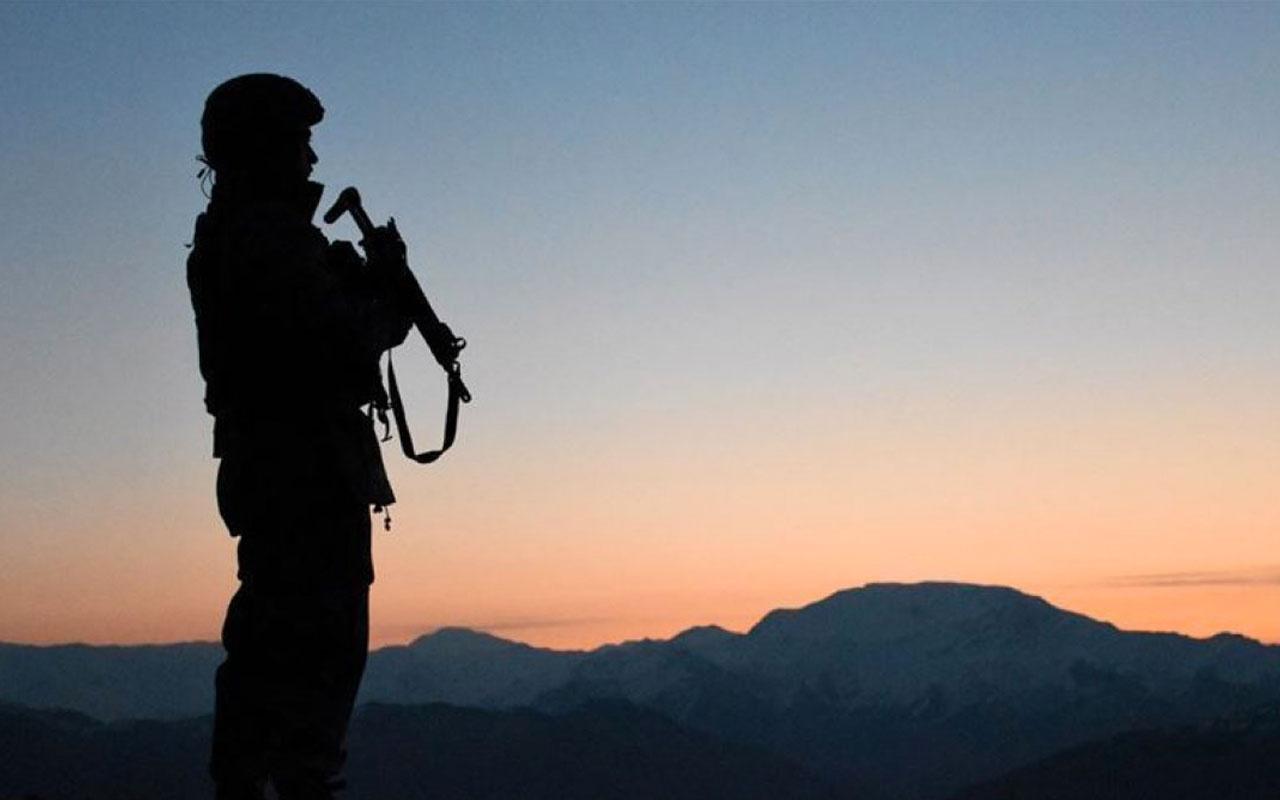 MSB: Zeytin Dalı bölgesinde 3 PKK'lı terörist yakalandı