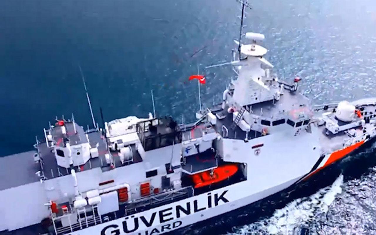 Türk sahillerinin güvenliği yerli yazılım ile sağlanacak! Sahil güvenliği arttırıldı
