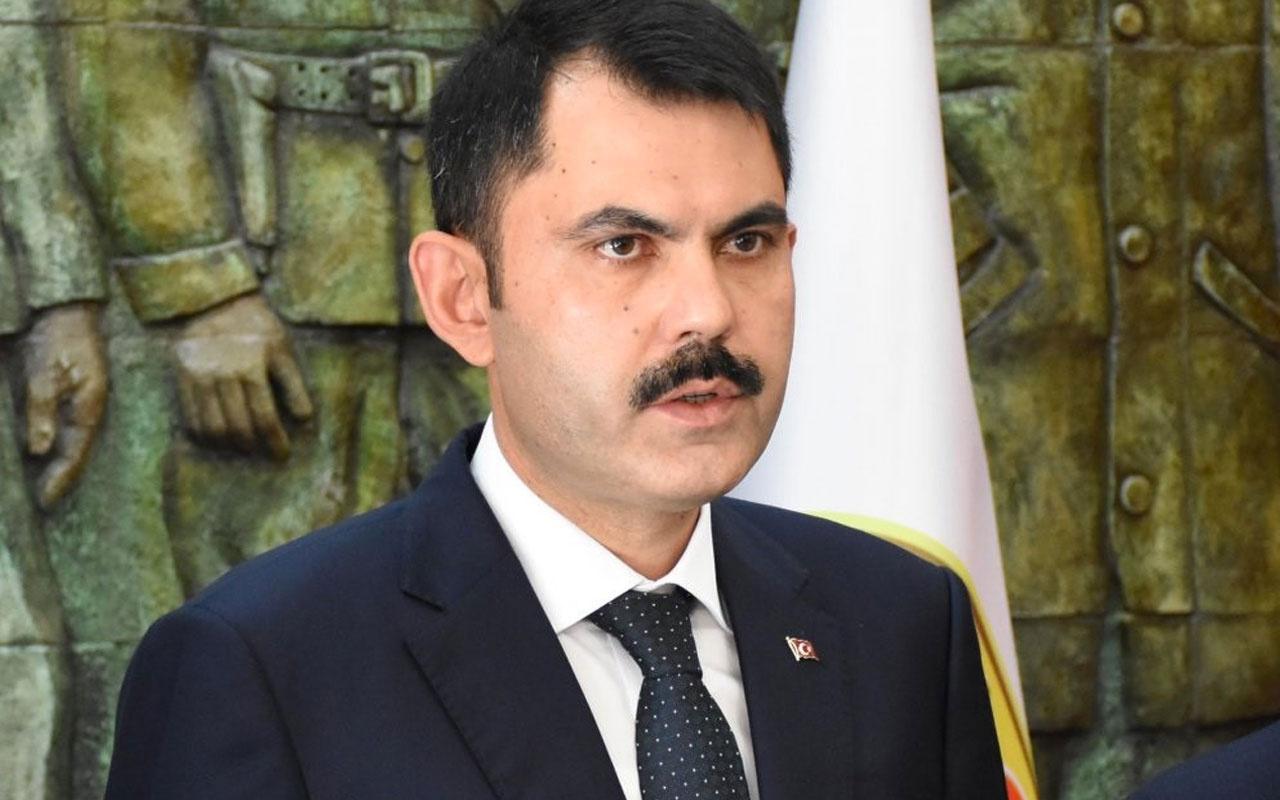 Bakan Murat Kurum: 116 bin konutun dönüşümünü gerçekleştiriyoruz