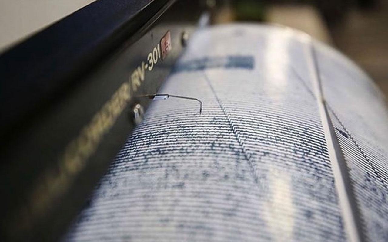 Sivas'ta deprem paniği AFAD duyurdu!