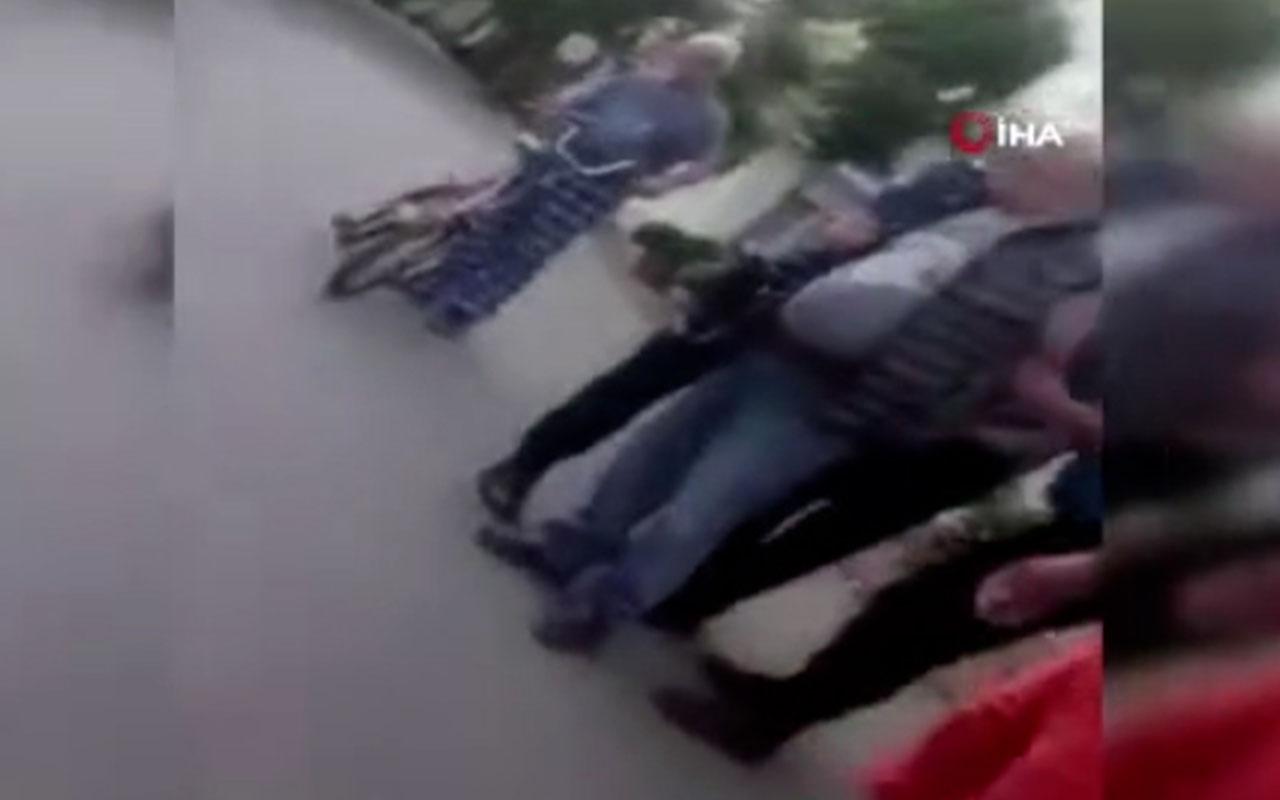 Adalar Belediyesine pompalı tüfekle saldırı