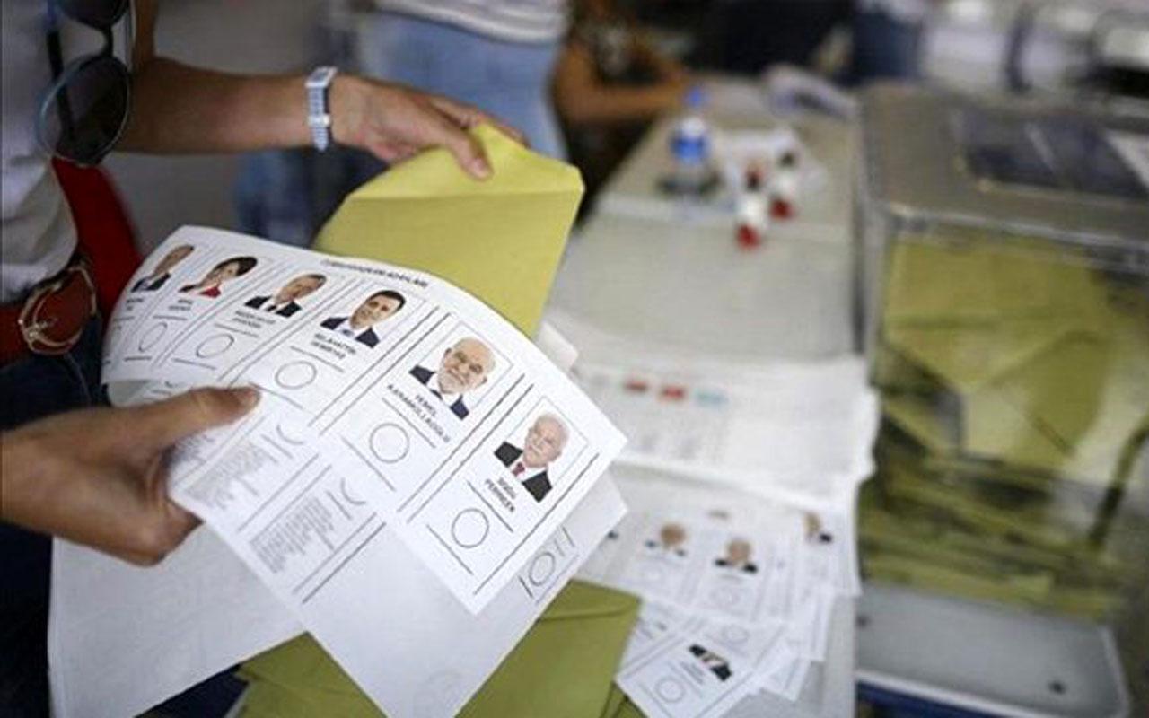 Seçim sistemi ve ittifak şartları değişiyor! Yüzde 5 şartı getiriliyor