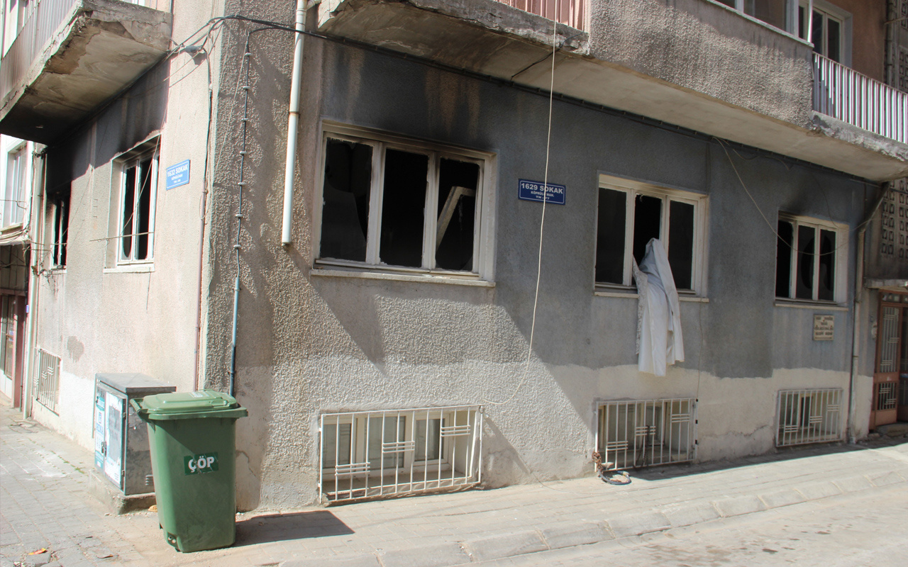 Aydın'da yangın çıkan evde bir gerçek daha ortaya çıktı