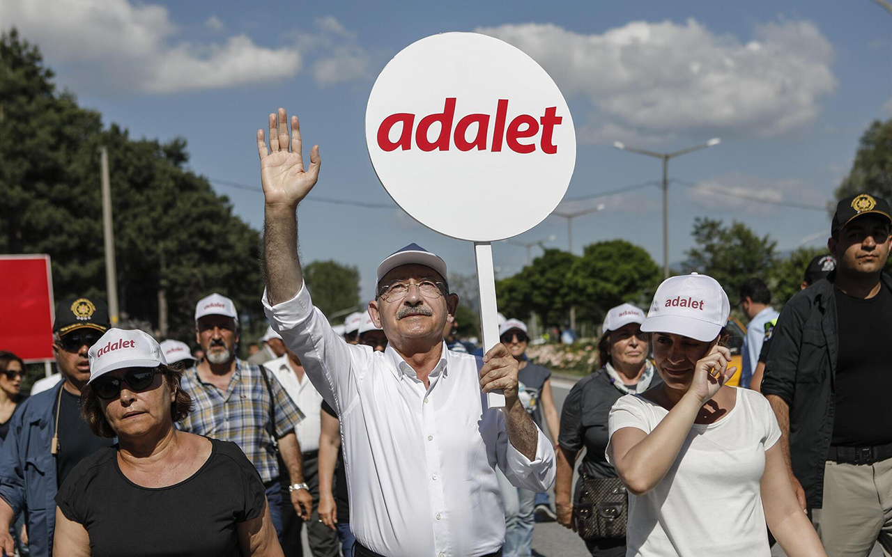 CHP lideri Kılıçdaroğlu yeniden 'Adalet Yürüyüşü'ne mi başlayacak?