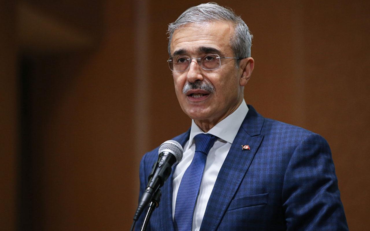 Savunma Sanayii Başkanı Demir'den çarpıcı S-400 açıklaması