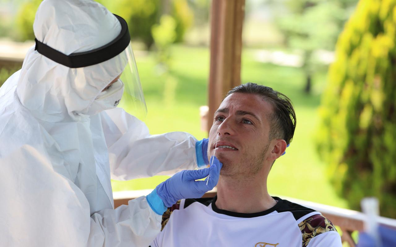 Sivasspor'a 4'üncü koronavirüs testi