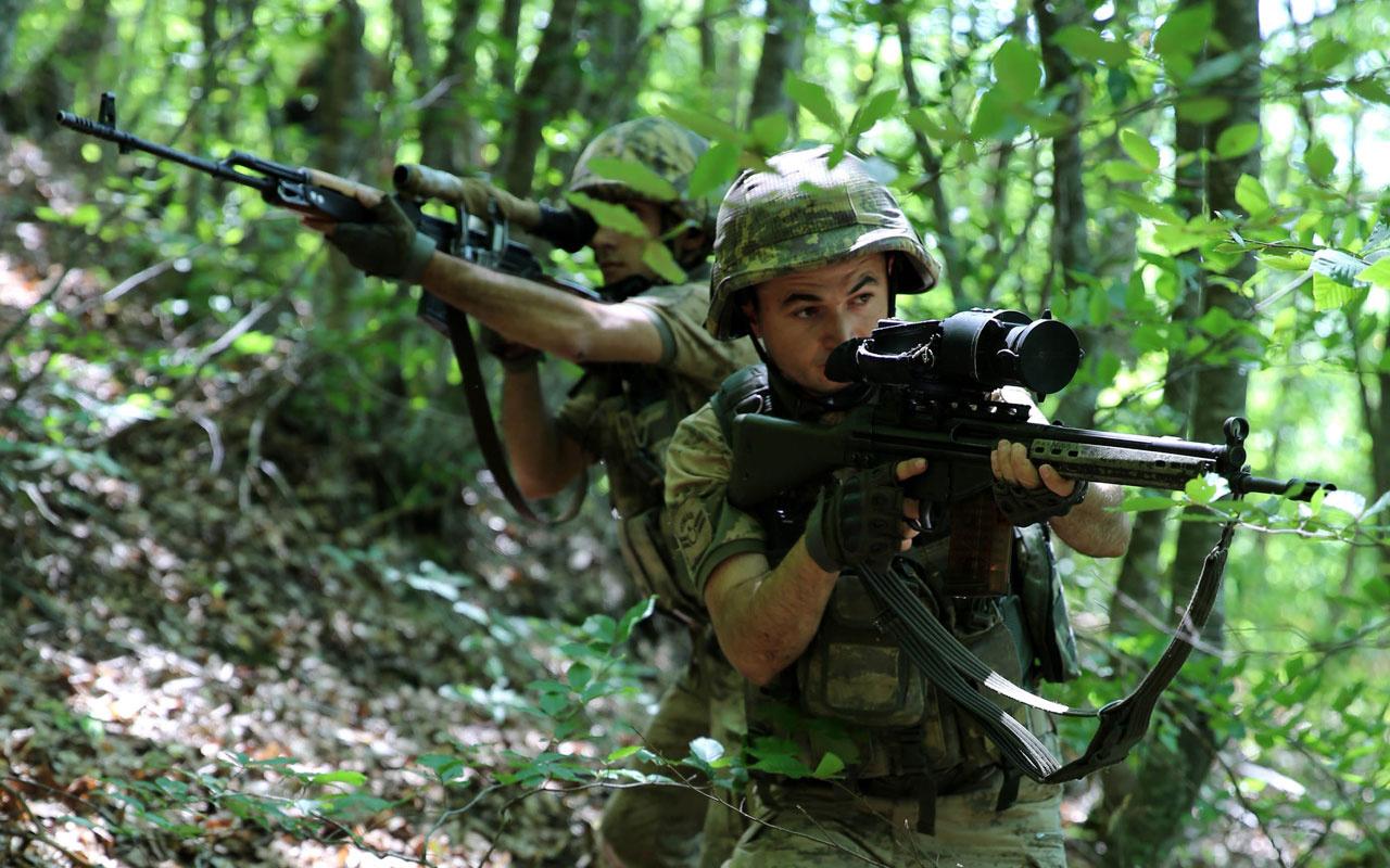 Terör örgütü YPG/PKK'ya 'bahar' darbesi 303 terörist etkisiz hale getirildi