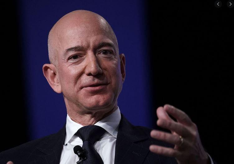 Dünyanın en zengini Amazon kurucusu Jeff Bezos servetine servet kattı!