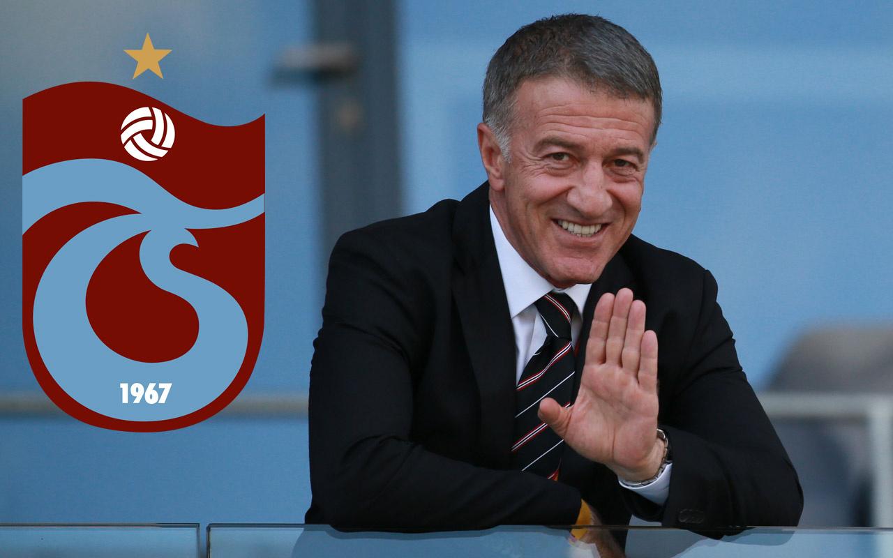 Ahmet Ağaoğlu: Trabzonsporum adına özlemler giderilecek