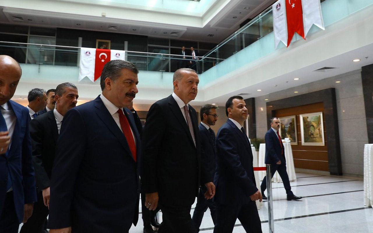 Erdoğan'dan Fahrettin Koca'ya: Bu rakamlar neden artıyor