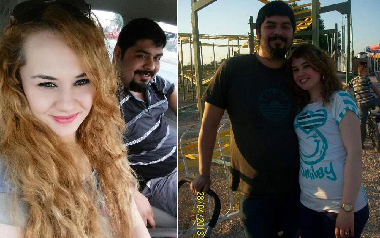 Genç çift, bir gün önce aldıkları otomobille kazada can verdi