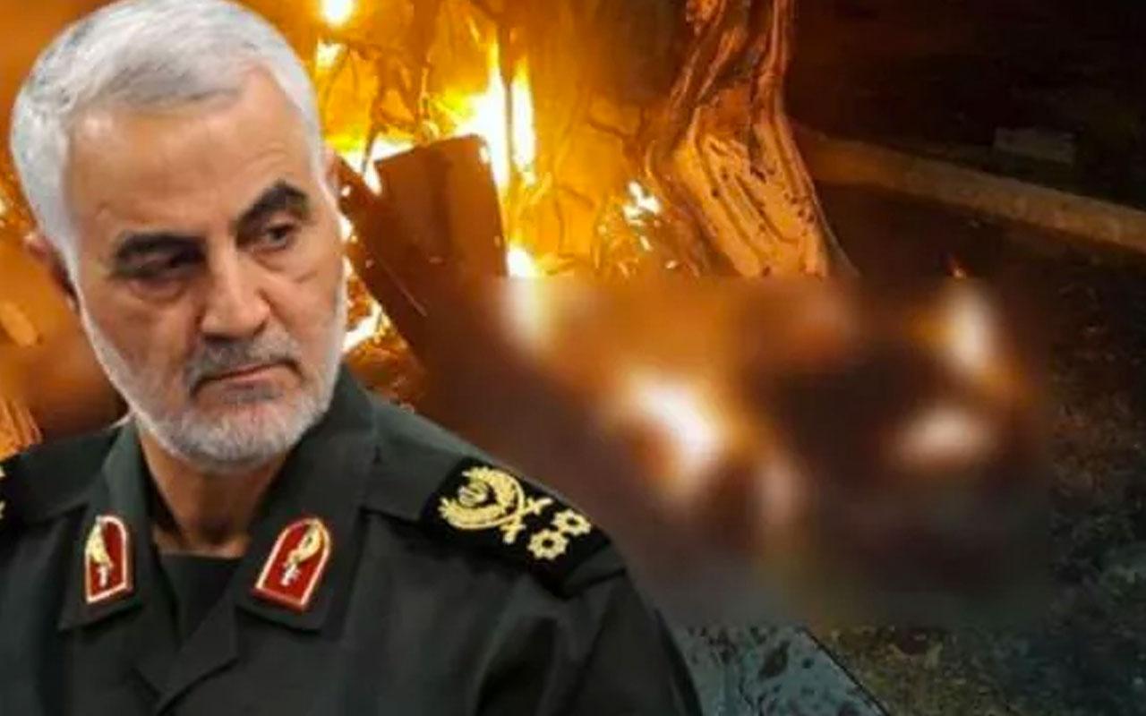 İran Kasım Süleymani'nin bilgilerini ABD'ye veren 2 ismi idam edecek