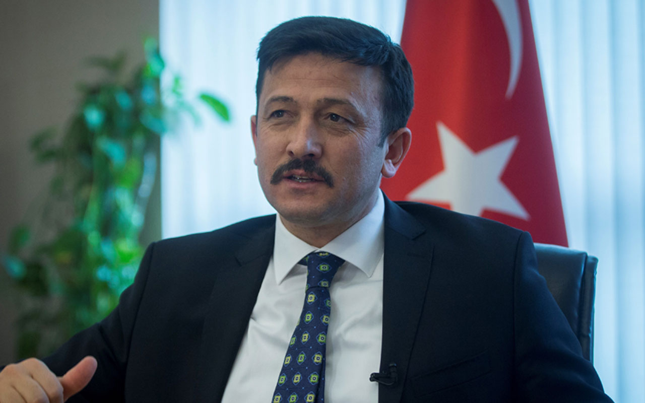 AK Parti'nin CHP videosu neden kaldırıldı? Hamza Dağ'dan ilk açıklama