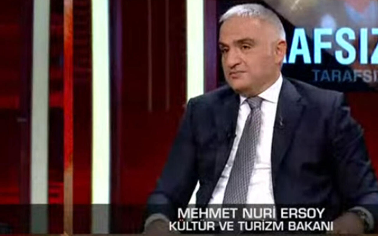 Bakan Ersoy açıkladı: Temmuz'da açılacağını düşünüyorum