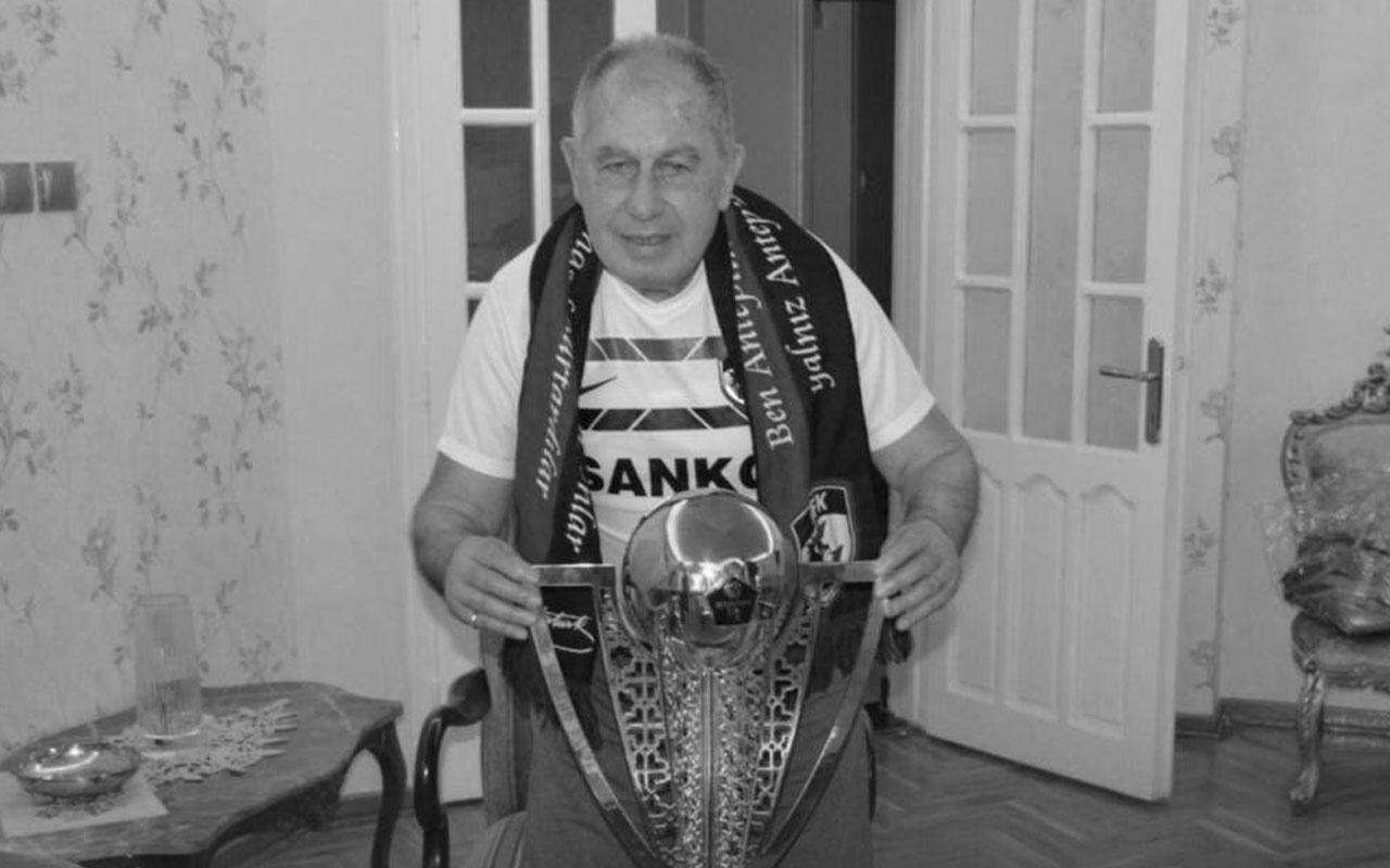 Galatasaray'ın efsane isimlerinden Talat Özkarslı vefat etti