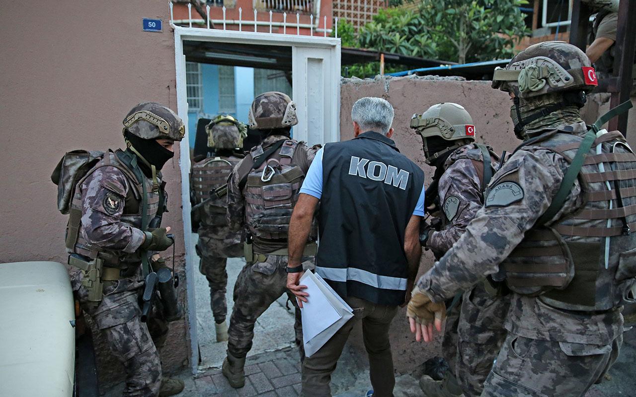 Adana merkezli FETÖ soruşturmasında 63 gözaltı kararı