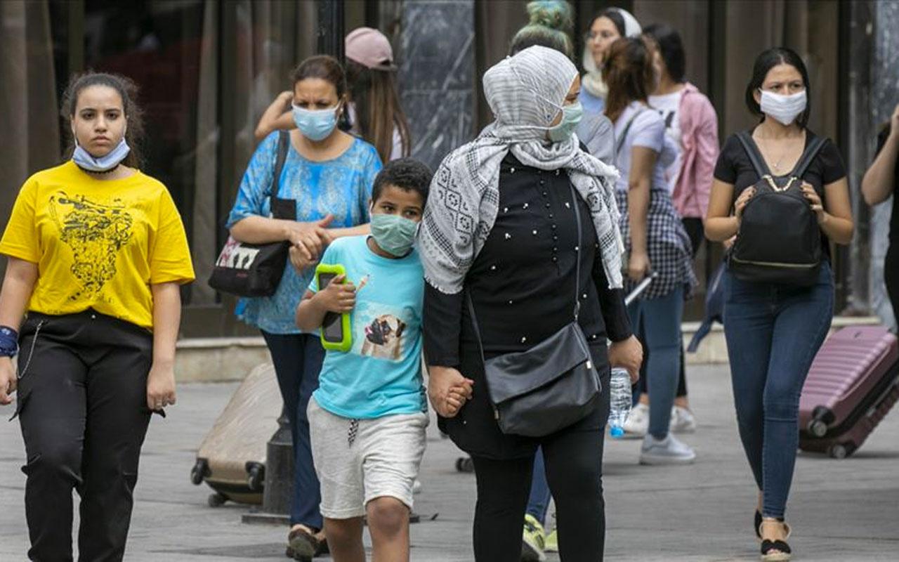 Bayburt'taki bazı cadde ve sokaklarda maske takma zorunluluğu getirildi