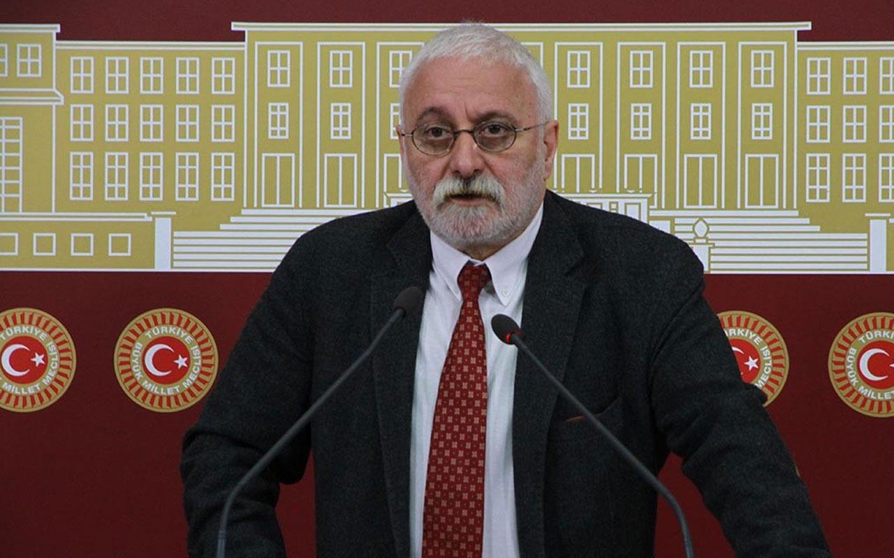 HDP'li Hakkı Saruhan Oluç'tan muhalefete: Kimse HDP'yi çantada keklik görmesin