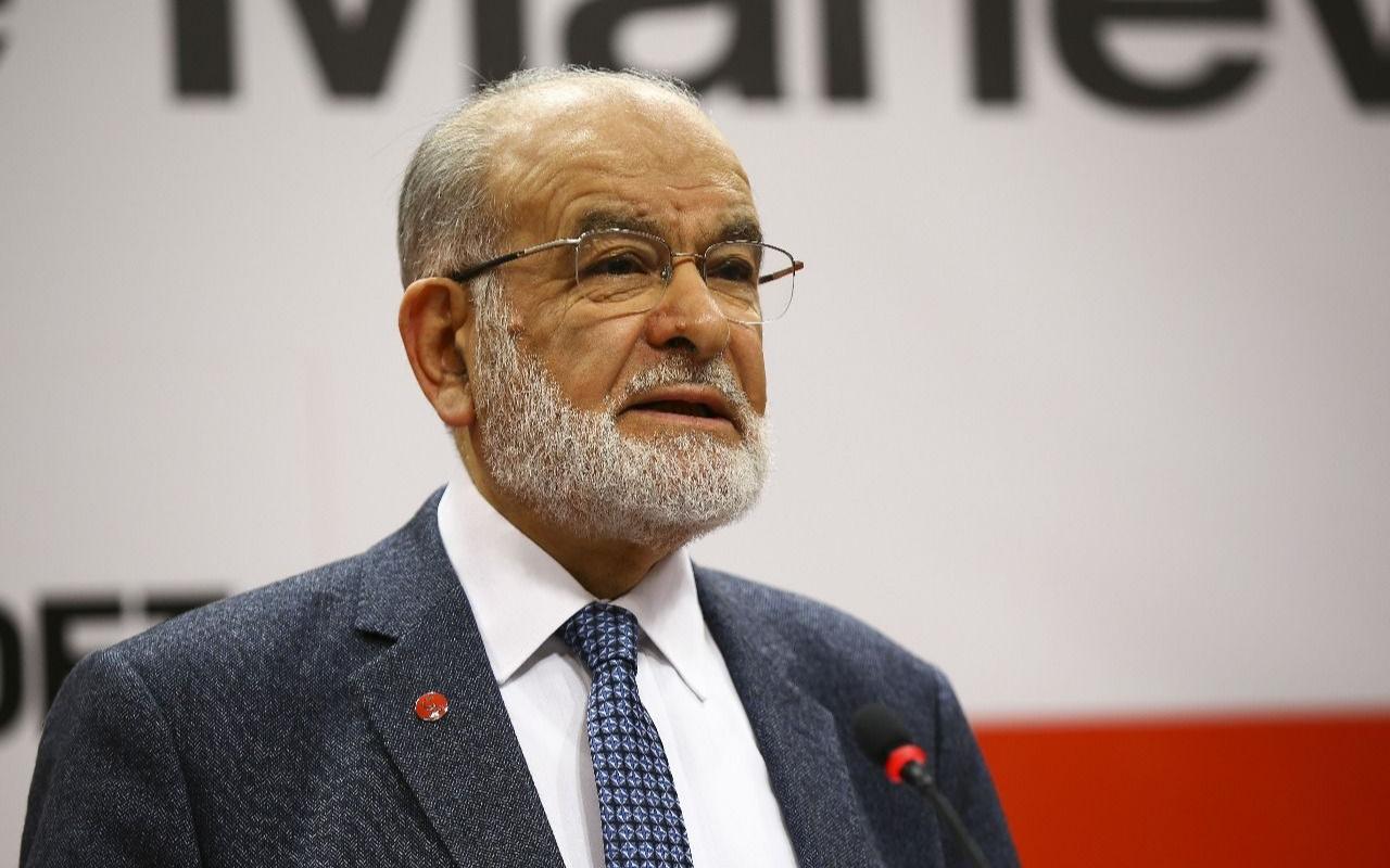 Temel Karamollaoğlu'ndan Erdoğan ile ittifak masası kurar mı?sorusuna yanıt