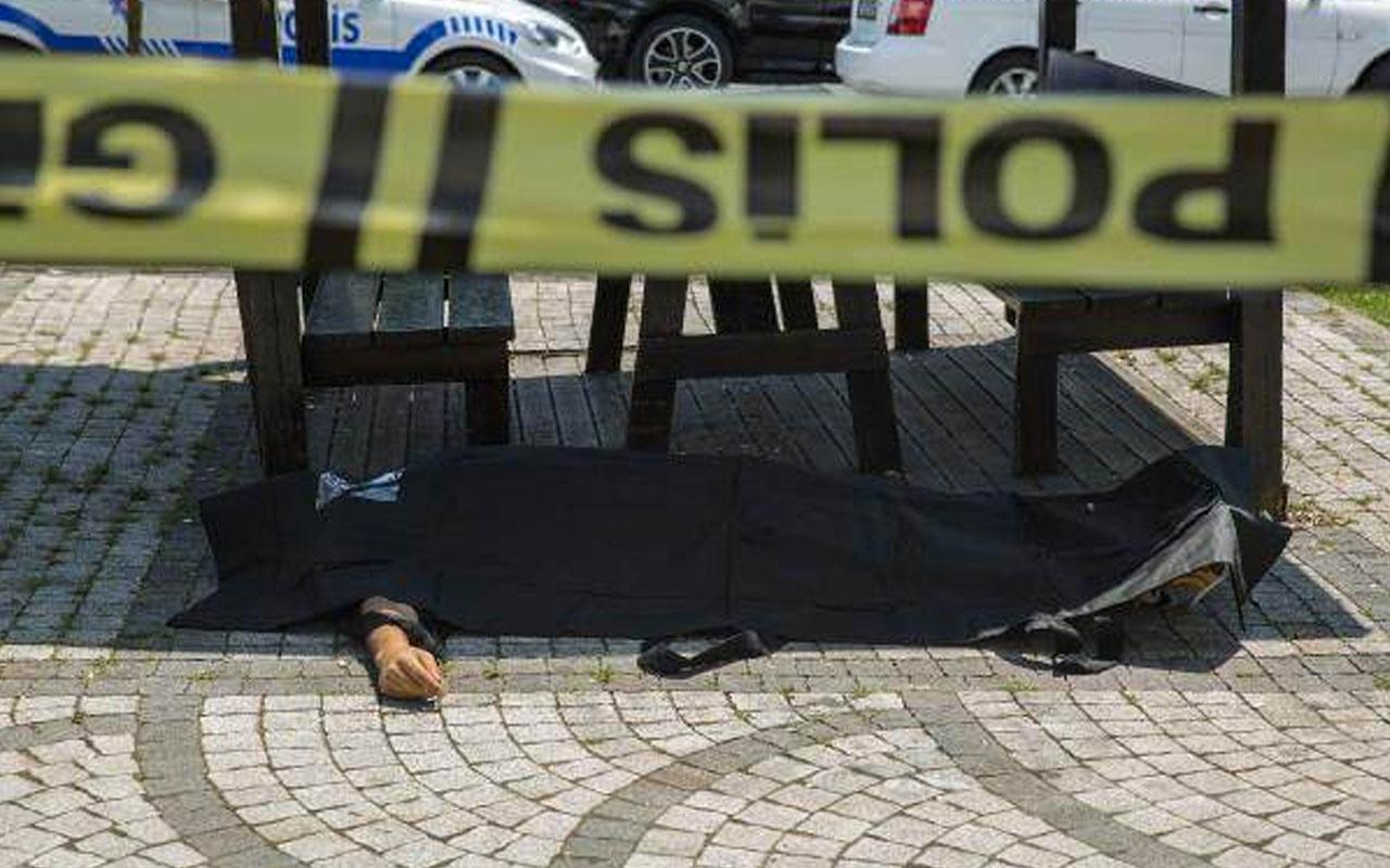 Bağcılar'da güpegündüz cinayet! Parkta oturan kişiyi öldürdü