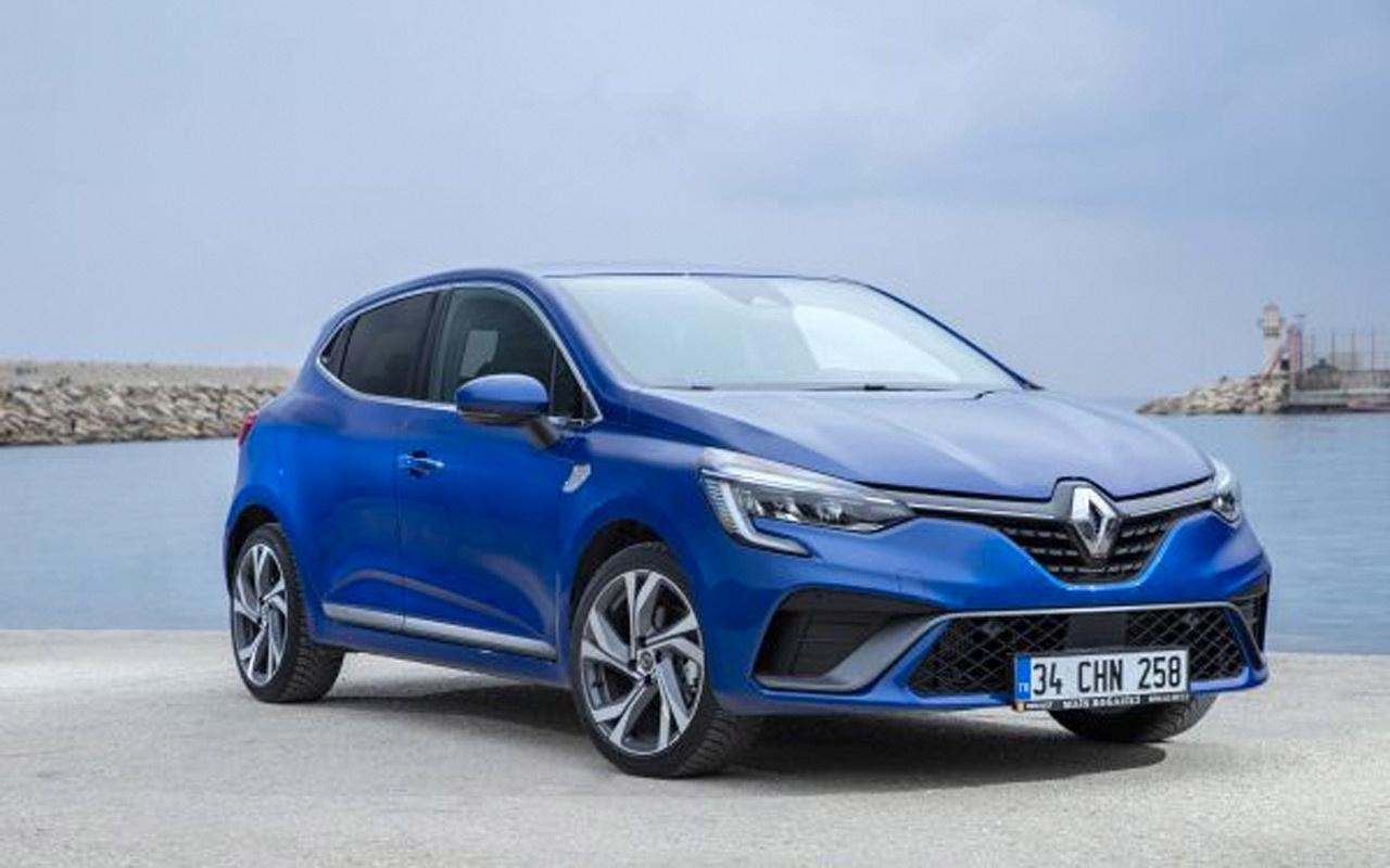 Renault'dan 'Şimdi Al 2021'de Öde' kampanyası