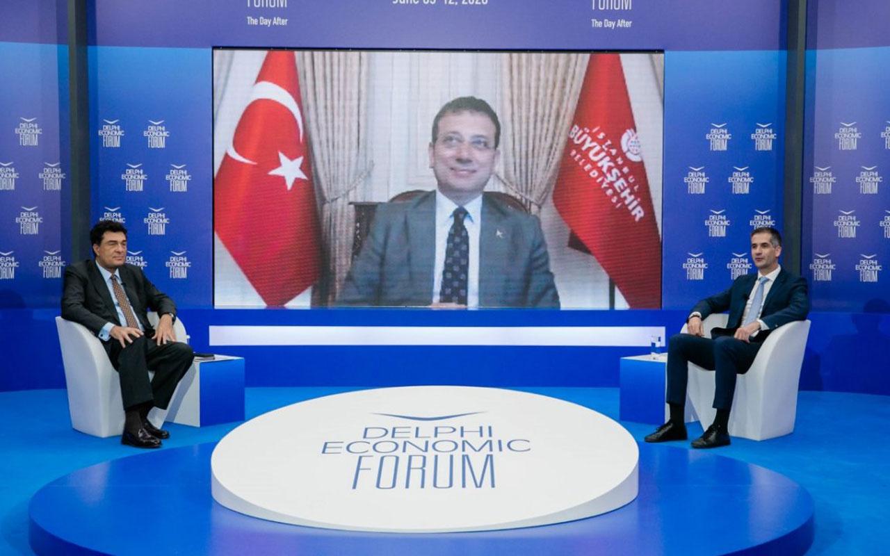 Ekrem İmamoğlu'na Ayasofya soruldu cevabı olay oldu!
