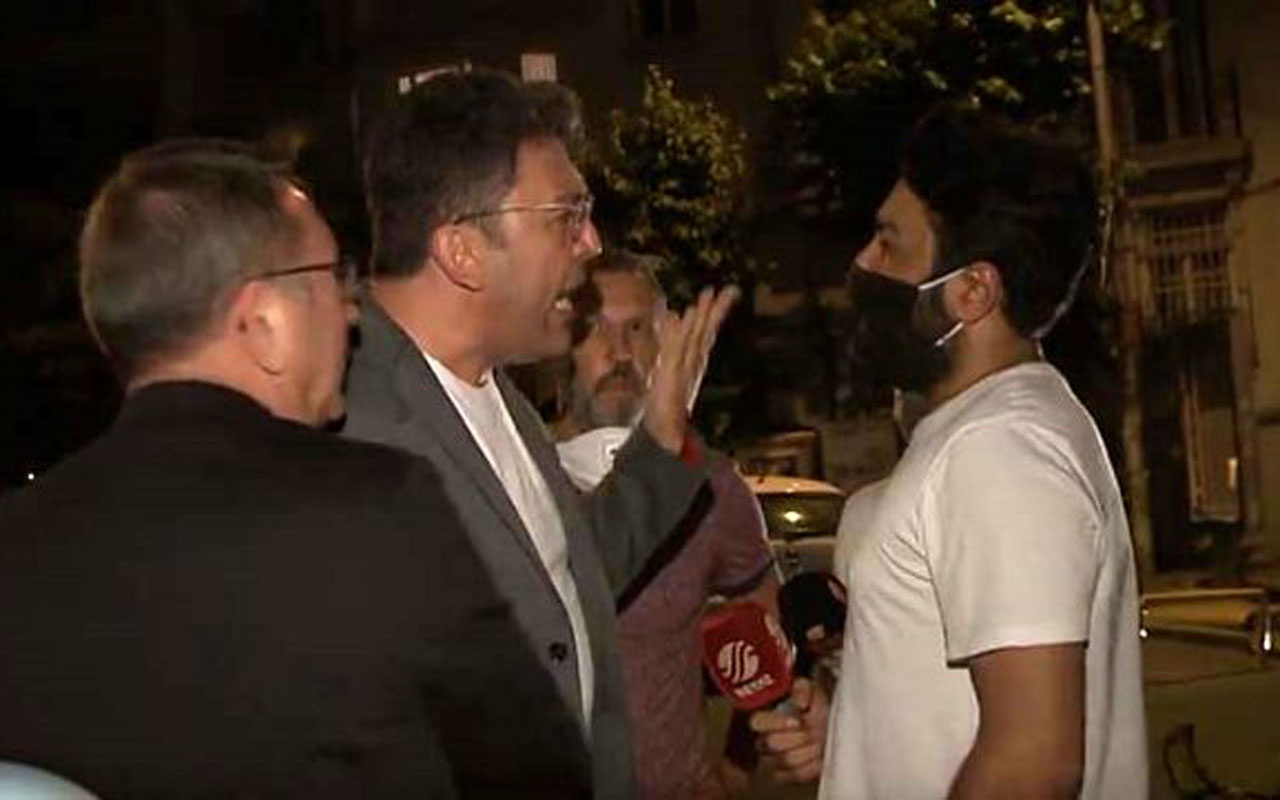 Emre Kınay muhabirin sorusunu duyunca olay patladı!