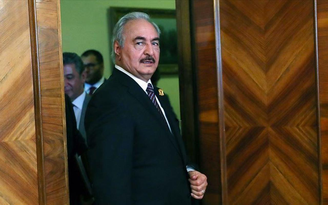 Libya'da Hafter yanlısı bir yetkilinin İsrail'den yardım istediği iddia edildi
