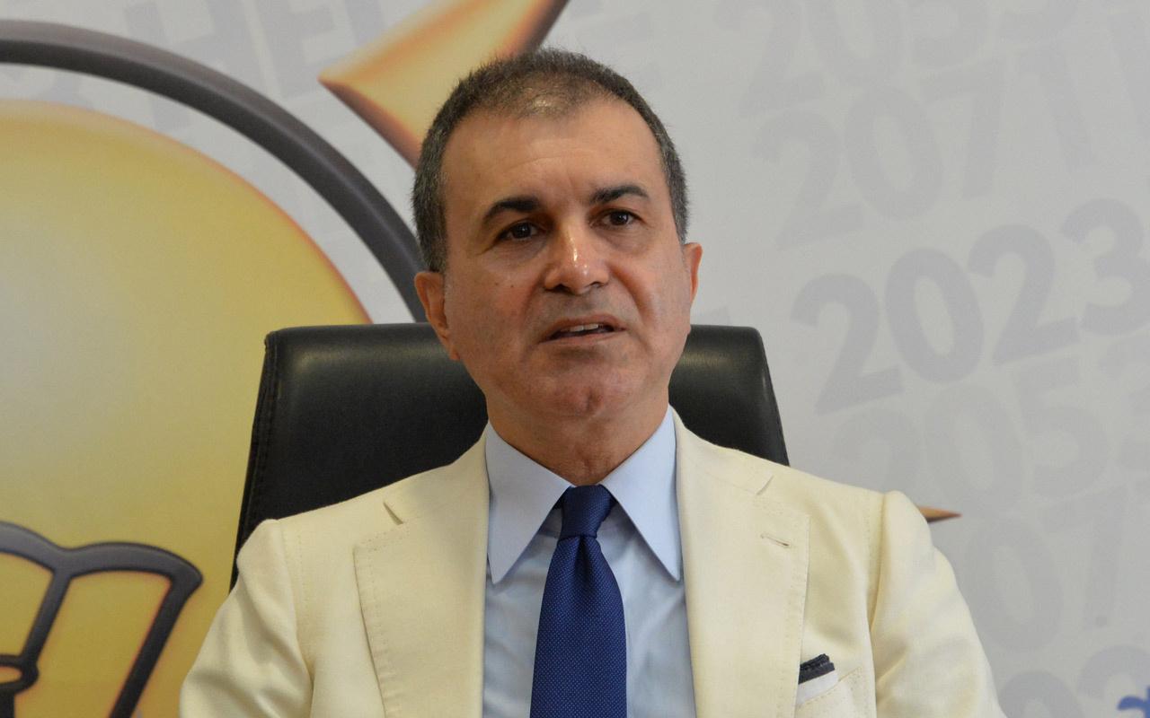 AK Partili Ömer Çelik'ten CHP'li Kaboğlu'nun 'Sultanahmet müze olsun' sözlerine tepki