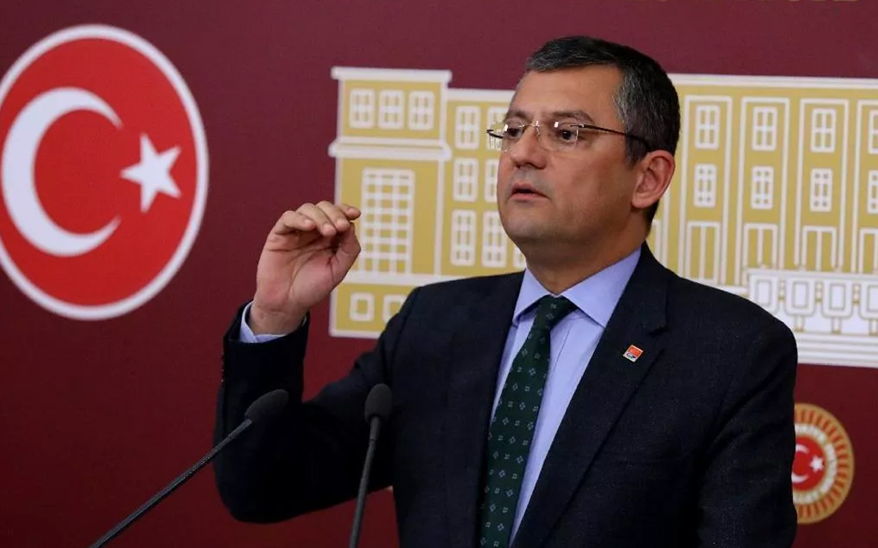 CHP'li Özel'den 'Tamamlayıcı Emeklilik Sistemi'ne eleştiri: Yankesiciliktir