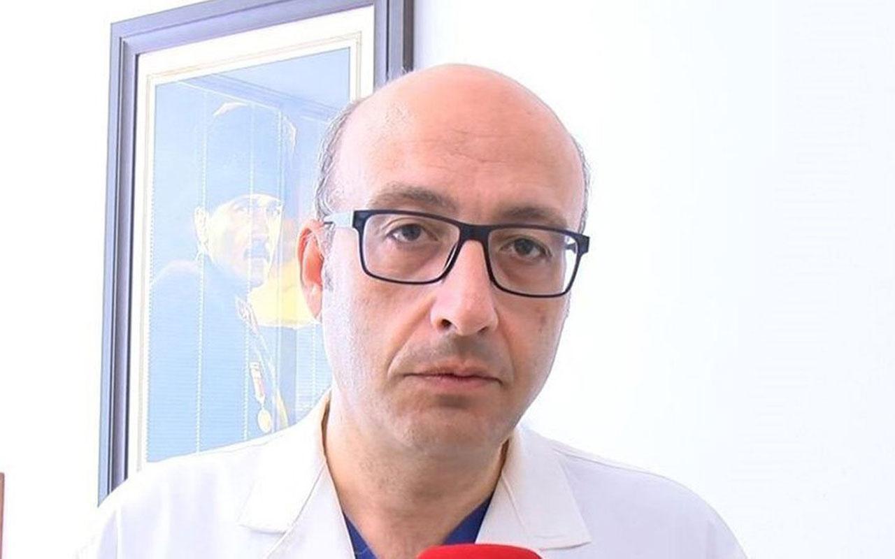 Bilim Kurulu Üyesi Prof. Dr. Yamanel 'En büyük endişem' deyip açıkladı
