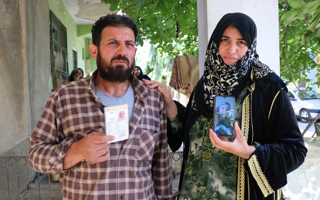 Adana'da Suriye uyruklu kız çocuğu uyurken kaçırıldı