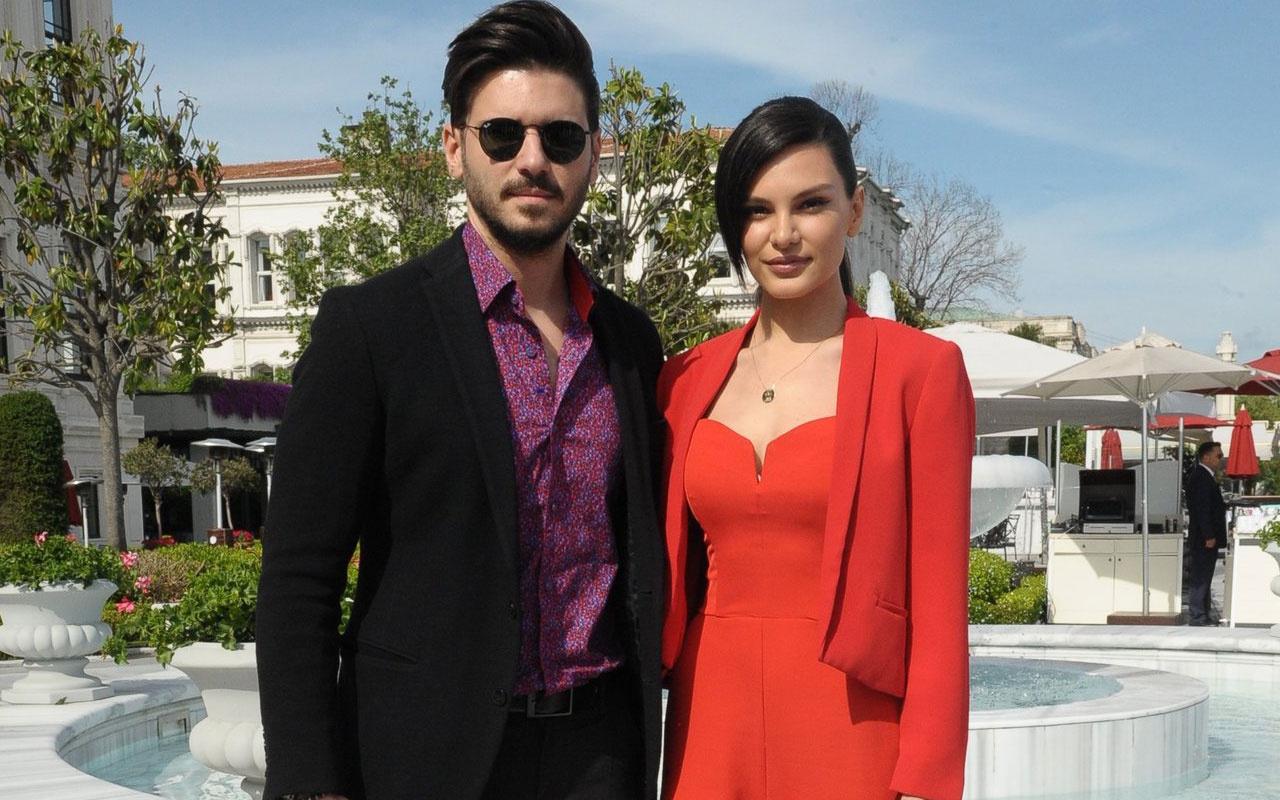 TRT1 Şampiyon dizisi yıldızı Tolgahan Sayışman'dan eşi Almeda Abazi'li itiraf!