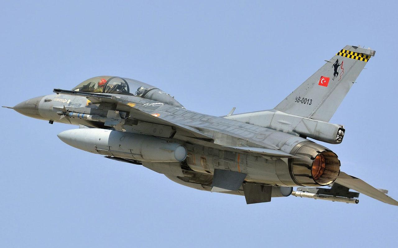 Türk uçakları Libya'ya peş peşe havalandı