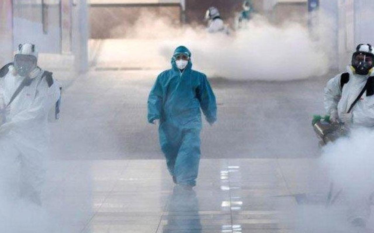 Türkiye'de korkulan oluyor koronavirüs vaka sayısı binin üzerine çıktı
