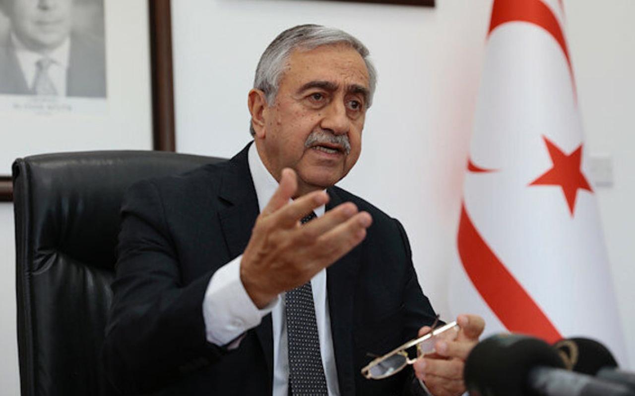 Mustafa Akıncı'dan yeni skandal sözler! KKTC'de Türkiye'nin garantörlüğünü istemedi