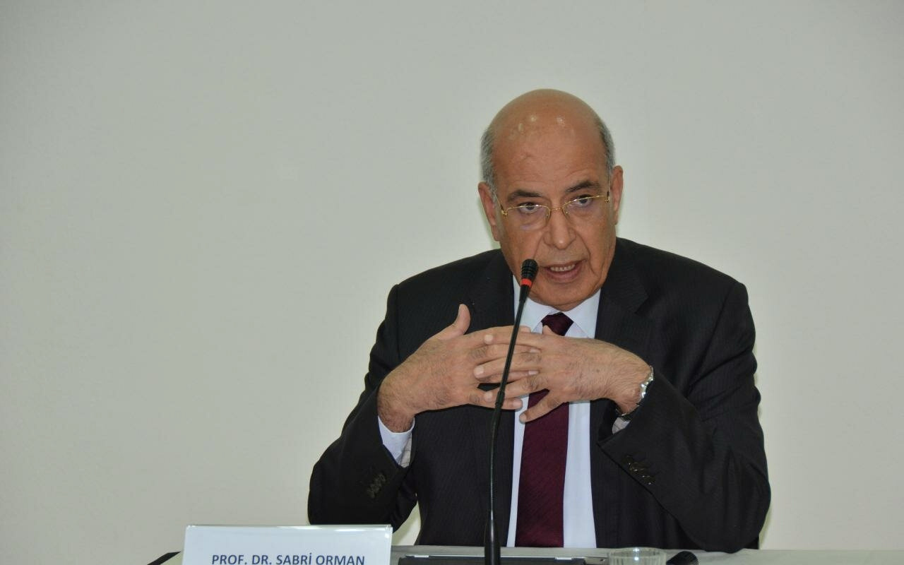 Sabri Orman vefat etti ölüm nedeni nedir? Prof. Dr. Sabri Orman biyografisi