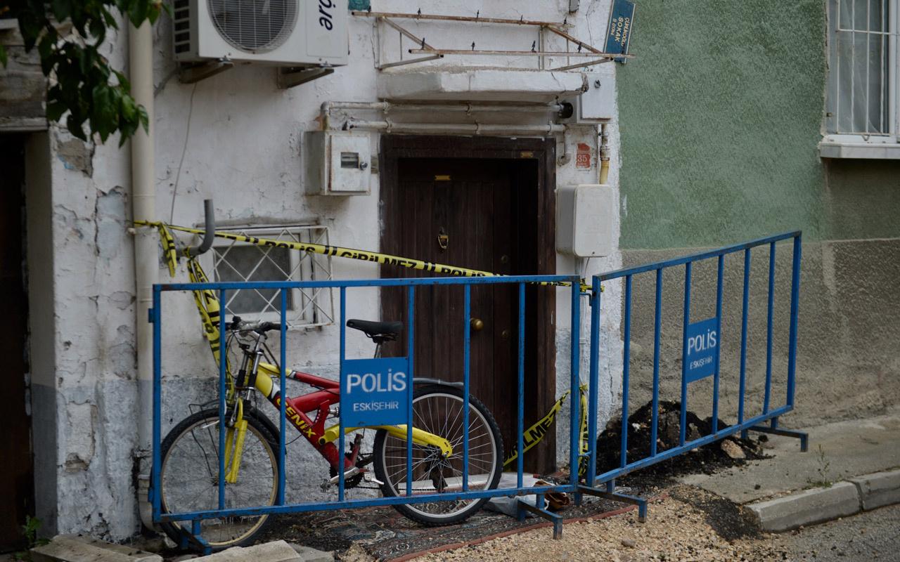 Eskişehir'de 2 ev karantinaya alındı